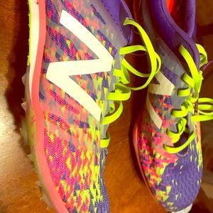 New balance racing shoes